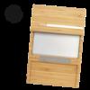 Composez votre propre palette de maquillage comme une pro avec la bamboo box XL rechargeable Zao Make-Up.